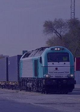 中国-欧洲铁路运输
